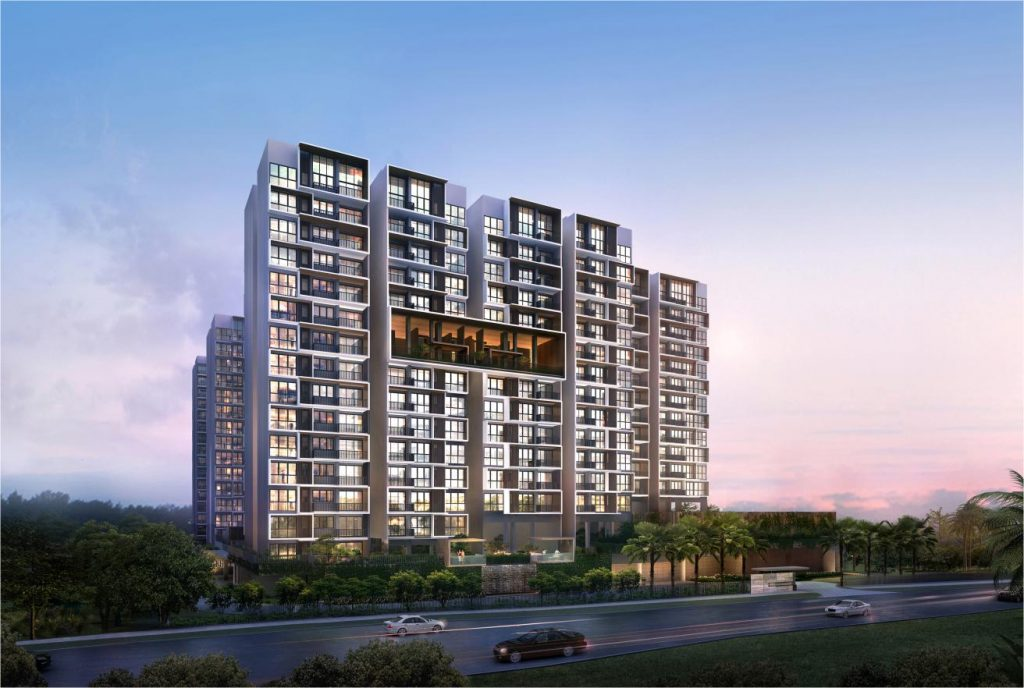 Inz Residences at Choa Chu Kang